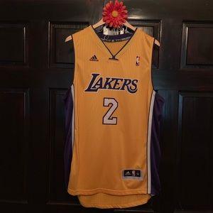 Los Angeles Lakers Derek Fisher Jersey
